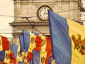 С Днем Независимости Молдовы!